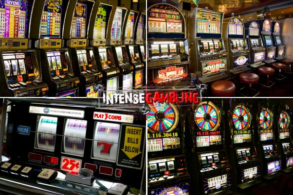 Best Slots Casinos In Las Vegas Vegas Slot Machines