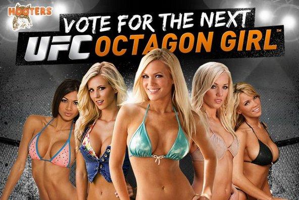 UFC girls