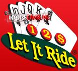Play Let It Ride Online IntenseGambling