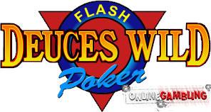 online deuces wild video poker