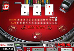Play Red Dog Online For Real Money