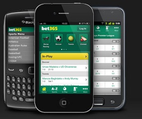 bet365 mobile football betting
