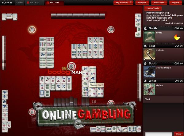 bodog 88 mahjong