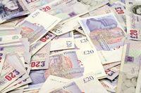 depositing in sterling