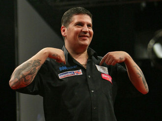 Gary Anderson Premier League Darts