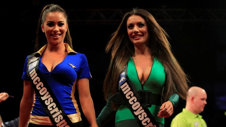 Premier League Darts Girls