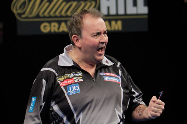 Premier League Darts Phil Taylor