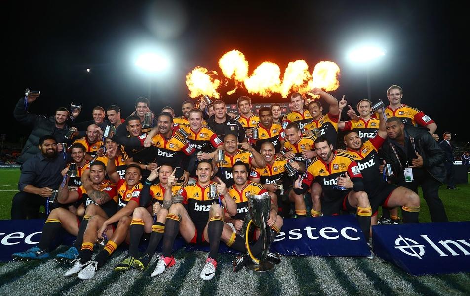 Super Rugby Final - Chiefs v Sharks
