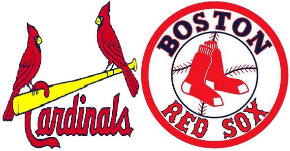 cardinals vs red sox