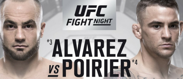 UFC on FOX 30: Eddie Alvarez vs. Dustin Poirier