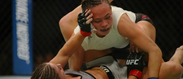 Michelle Waterson vs. Felice Herrig