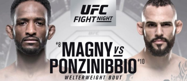 UFC Fight Night 140: Neil Magny vs. Santiago Ponzinibbio