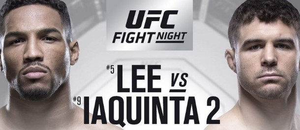UFC on FOX 31: Lee vs. Gaethje